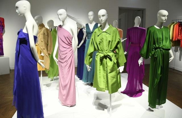 Catherine Deneuve's Yves Saint Laurent wardrobe will be up for auction on Jan. 24