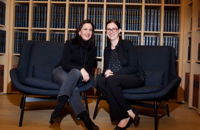Heidi Manheimer and Rebecca Nellis