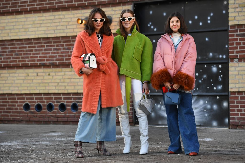 Street StyleStreet Style, Fall Winter 2019, Copenhagen Fashion Week, Denmark - 29 Jan 2019