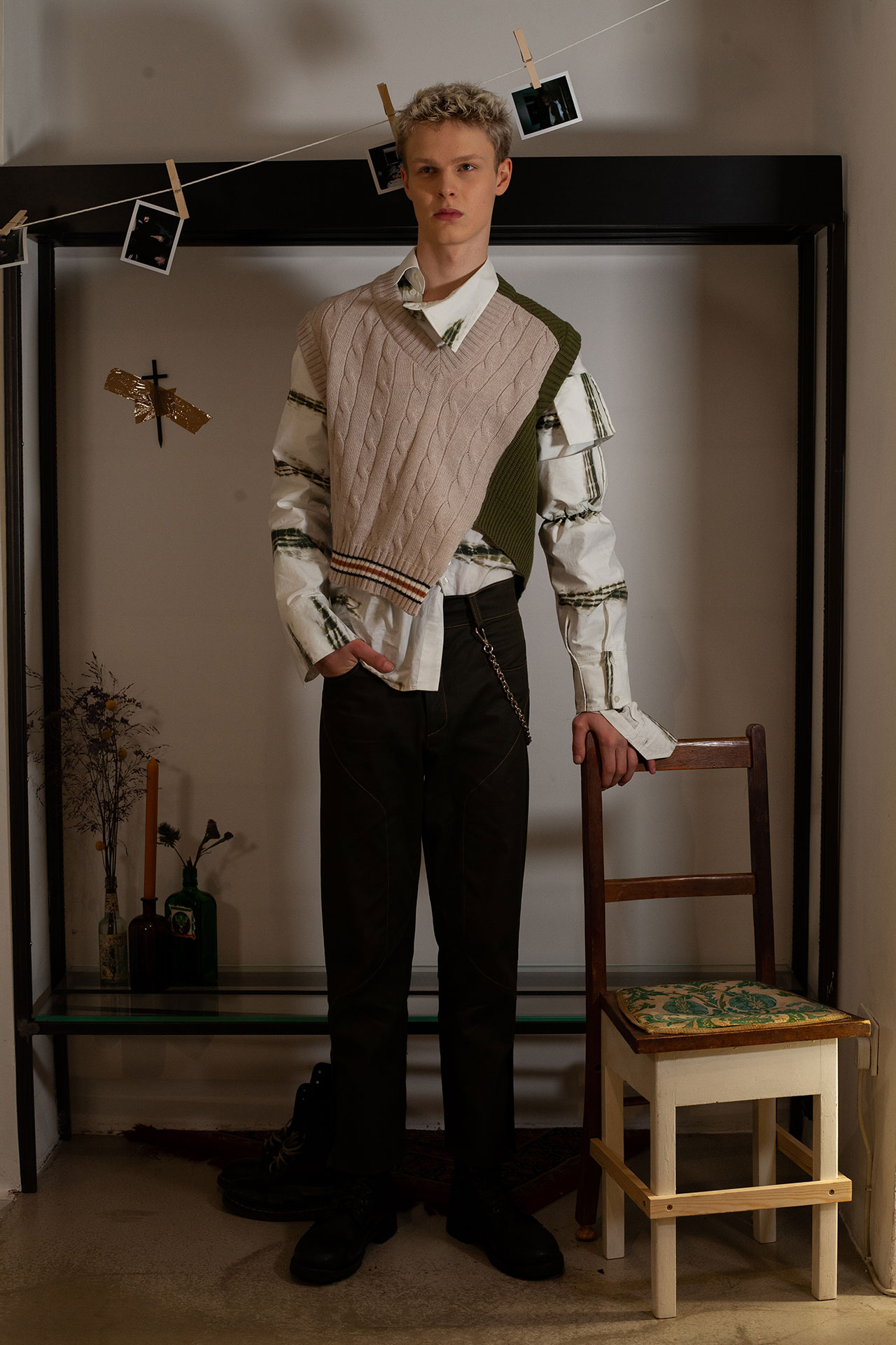 Delada Men's Fall 2019