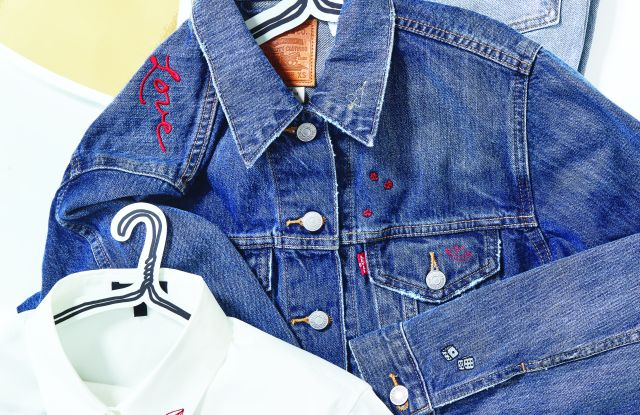 Levi's will be part of Bloomingdale's latest Carousel pop-up.