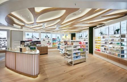 A Douglas store in Frankfurt, Germany.