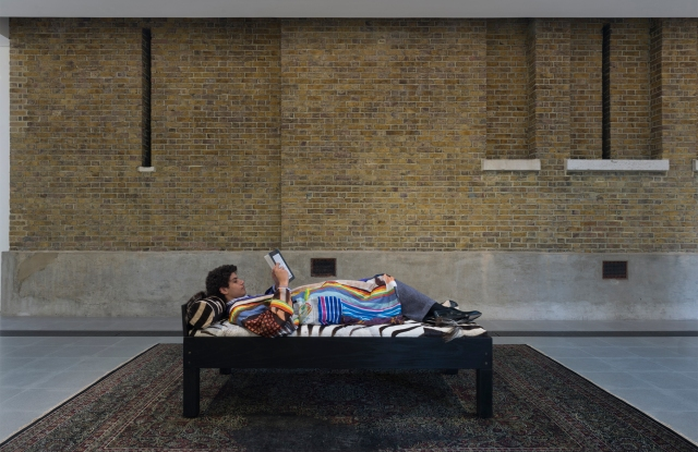 """Inside Grace Wales Bonner's """"Time for New Dreams"""" exhibition"""