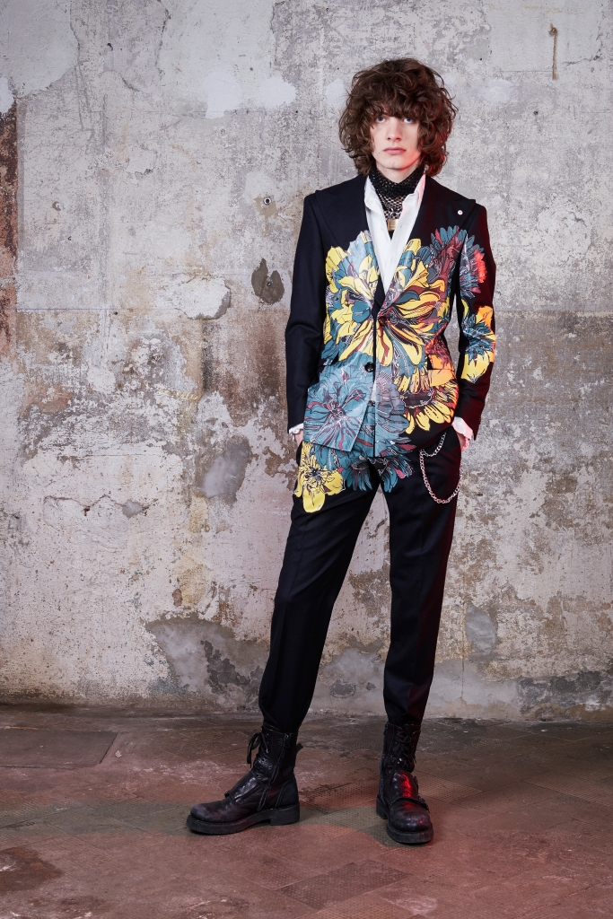 Efisio Marras for L.B.M.1911 capsule collection.