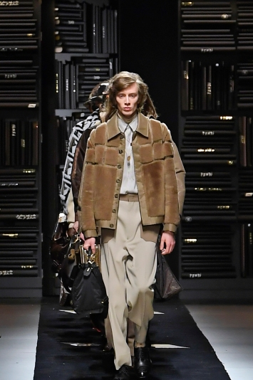 Fendi Men's Fall 2019