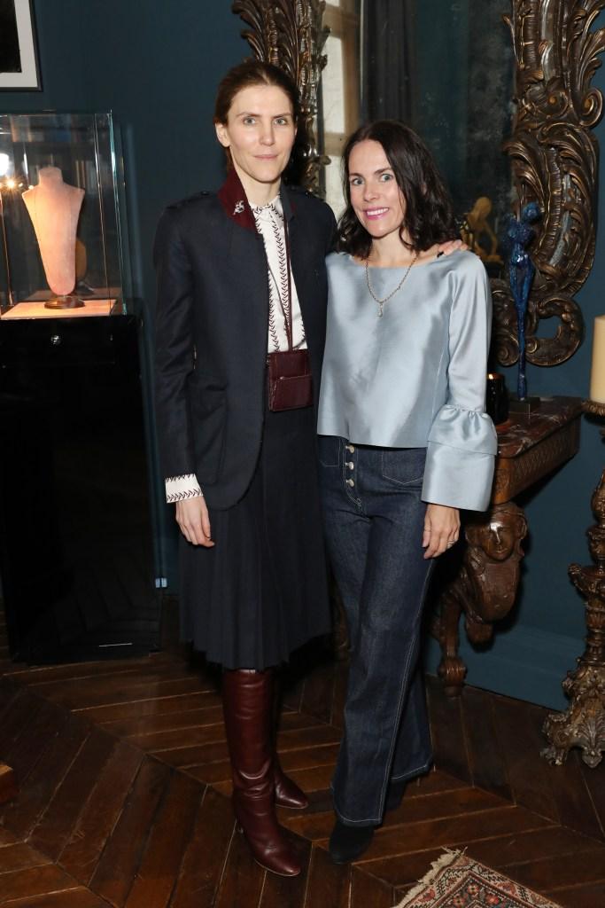 Gabriela Hearst and Jessica McCormack