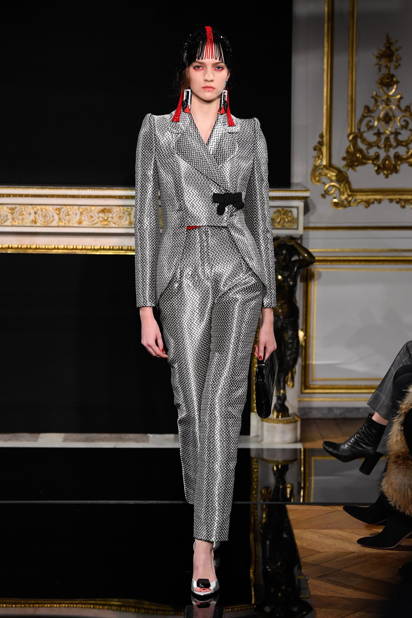 Giorgio Armani Privé Couture Spring 2019