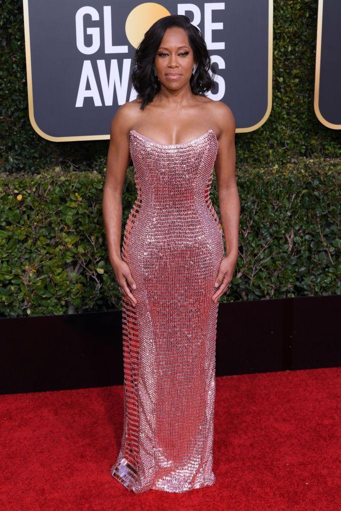 Regina King, Golden Globes 2019