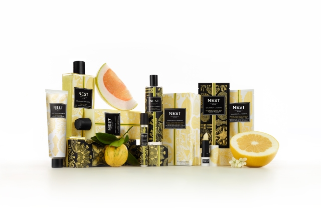 A look at Nest Fragrances' new body-care collection.