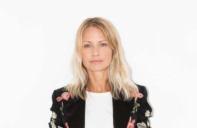 Holli Rogers has been named chief fashion officer of Farfetch. She will remain ceo of Browns.