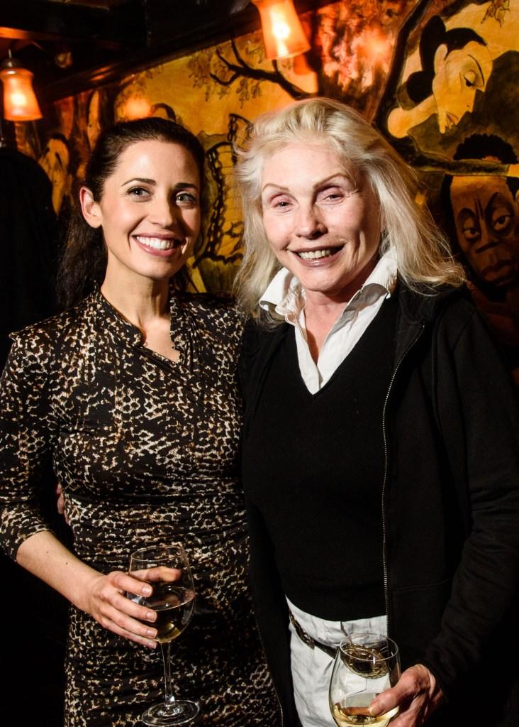 Lili Anolik, Debbie Harry