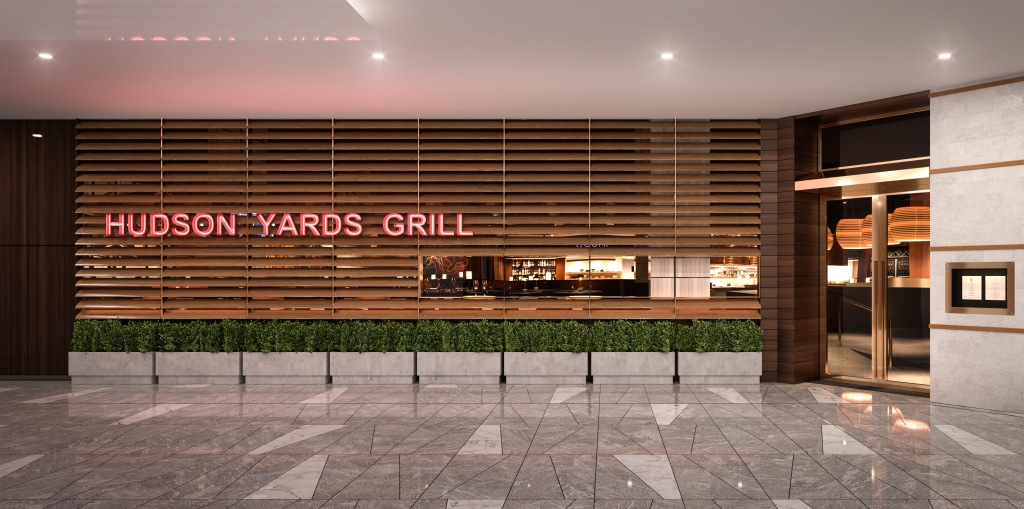 Hudson Yards Grill, a restaurant from Michael Lomonaco and Chris Himmel.
