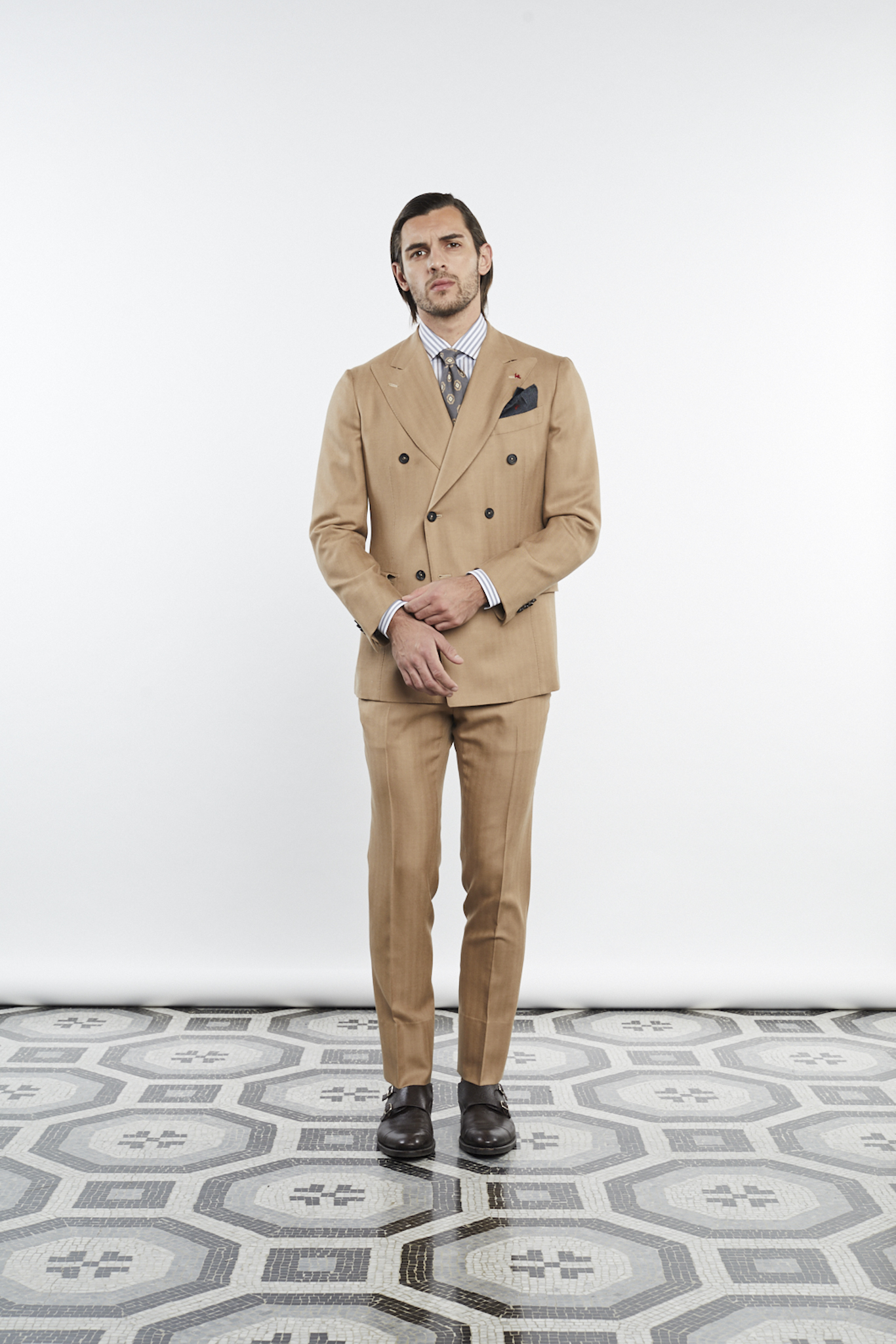 Isaia Men's Fall 2019