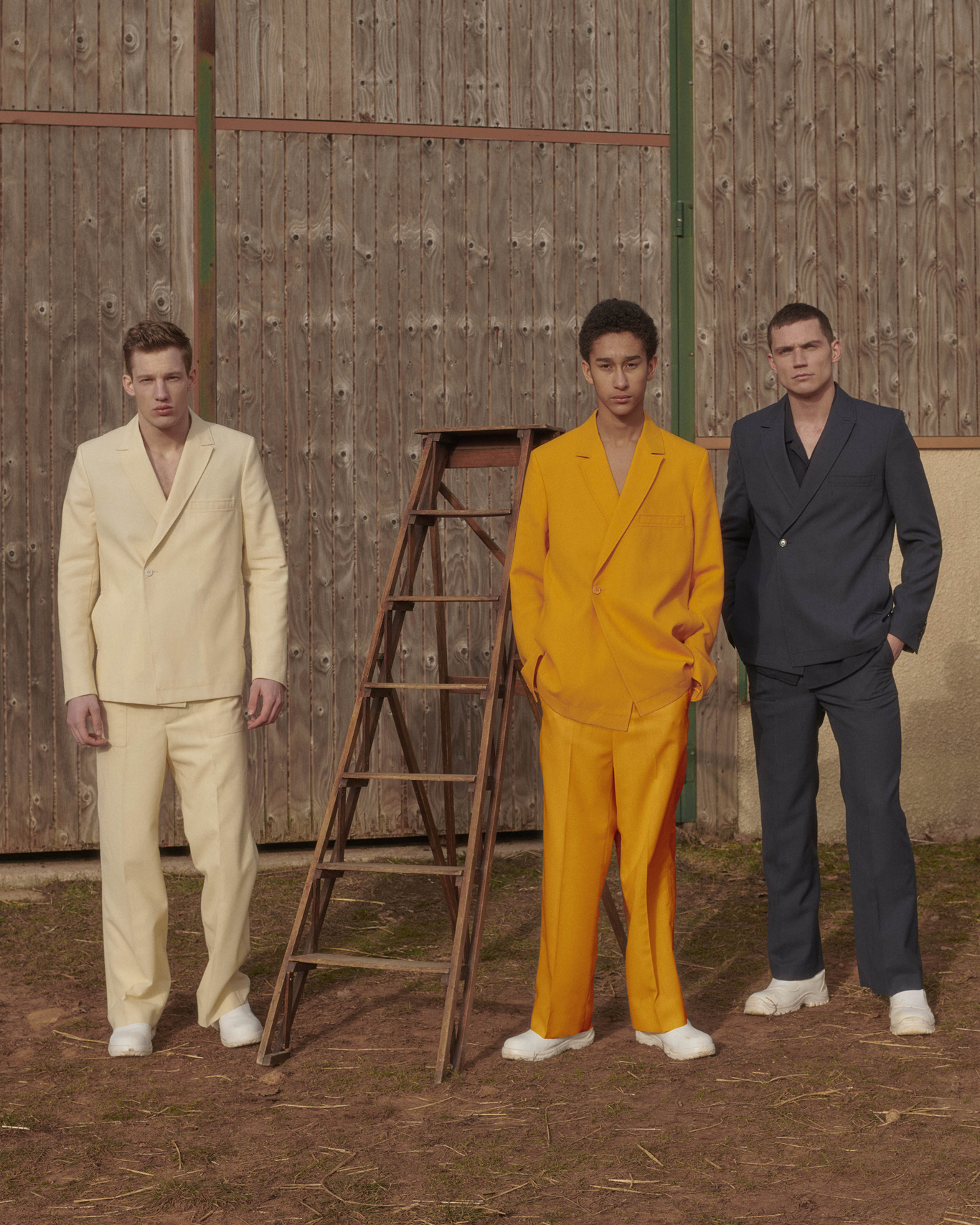 Jacquemus men's fall 2019