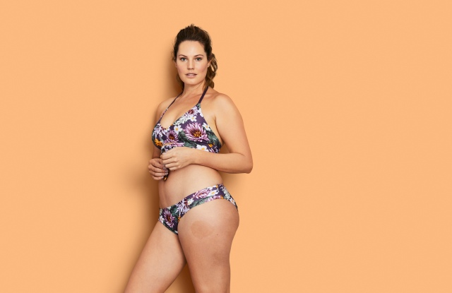 A bikini from Target's Kona Sol collection.