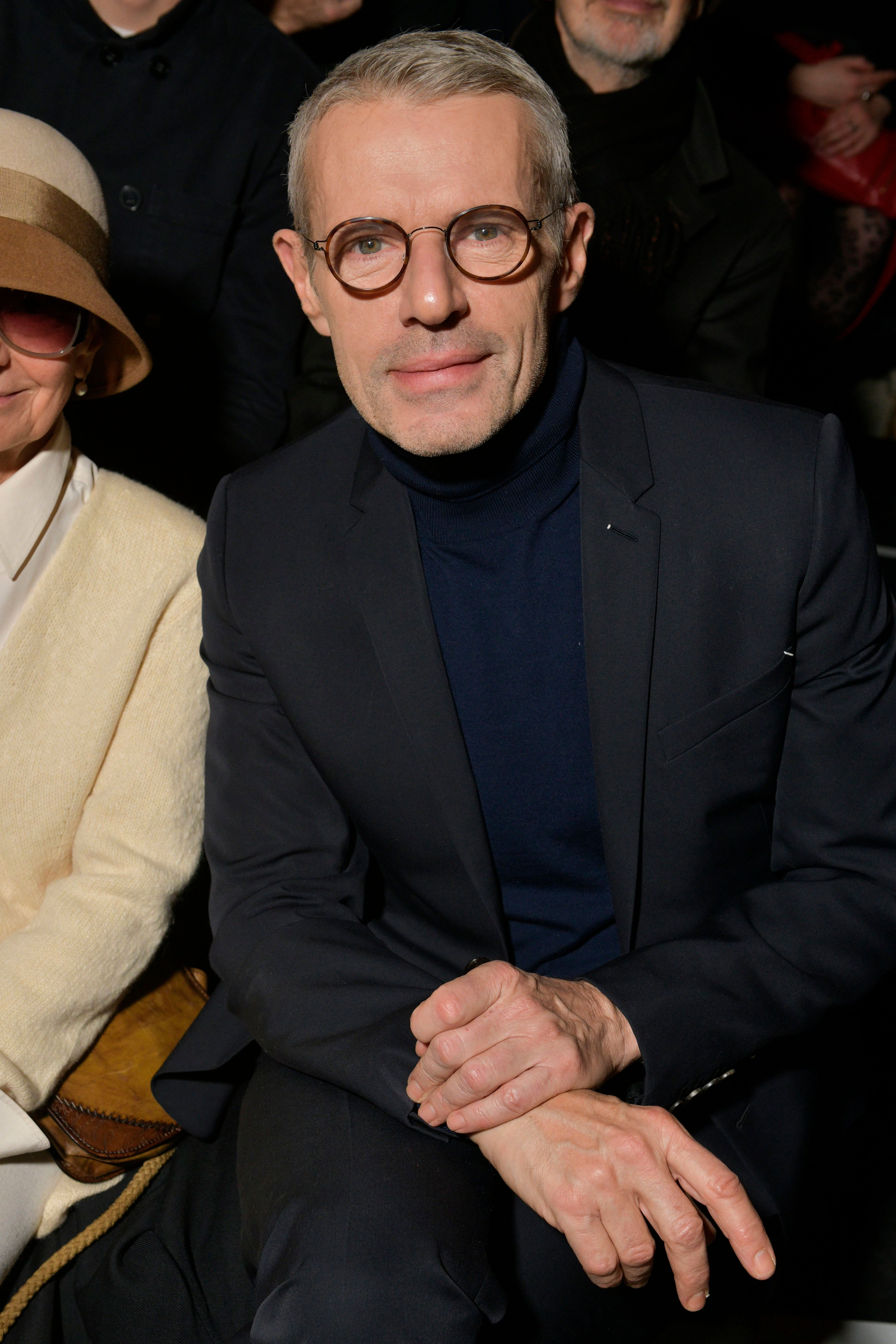 Lambert Wilson in the front rowBerluti show, Front Row, Fall Winter 2019, Paris Fashion Week Men's, France - 18 Jan 2019