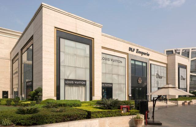 LV shop at DLF Emporio, Delhi
