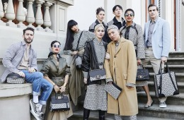Salvatore Ferragamo tapped several influencers for its Gancini digital project.