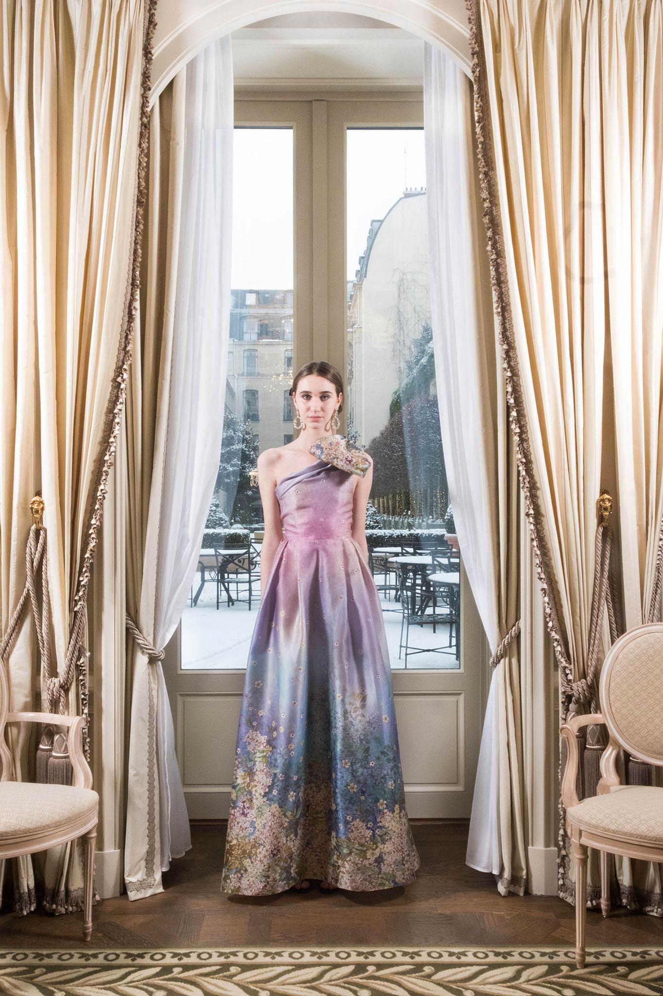 Luisa Beccaria Couture Spring 2019