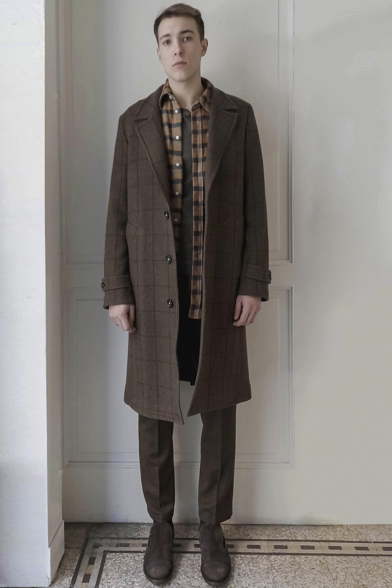 Massimo Alba Men's Fall 2019