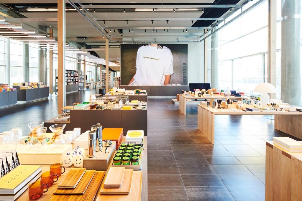 The Mk2 store in the 13th arrondissement of Paris
