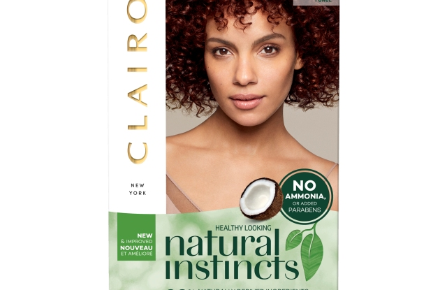 The shade ranges are broad for the new Natural Instincts.