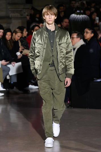Officine Générale  men's fall 2019