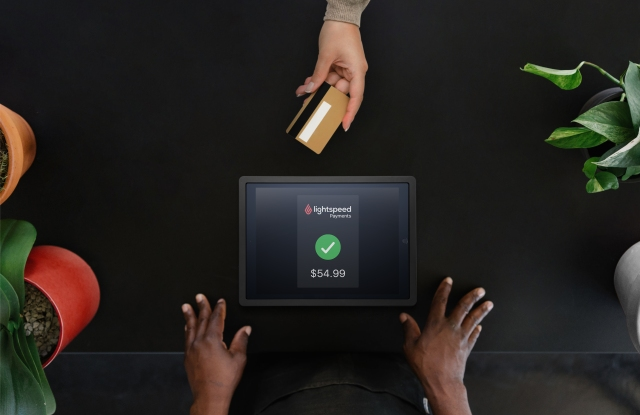 Lightspeed Payments launches today.