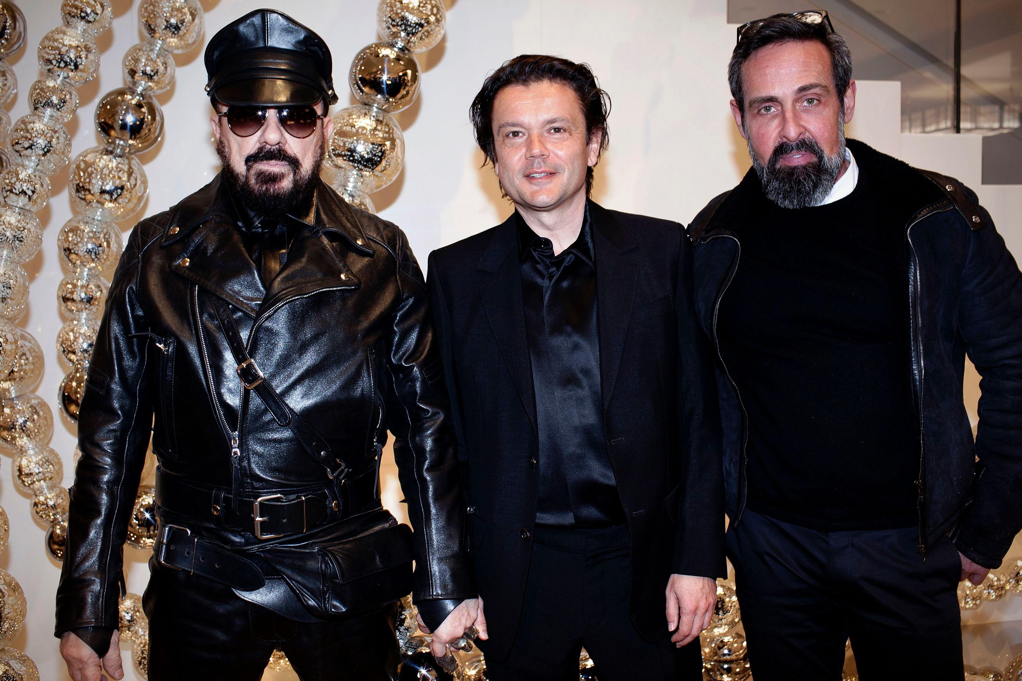 Peter Marino, Jean-Michel Othoniel, Juan Carlos FernandezChanel dinner honoring Peter Marino, Lobster Club, New York, USA - 16 Jan 2019