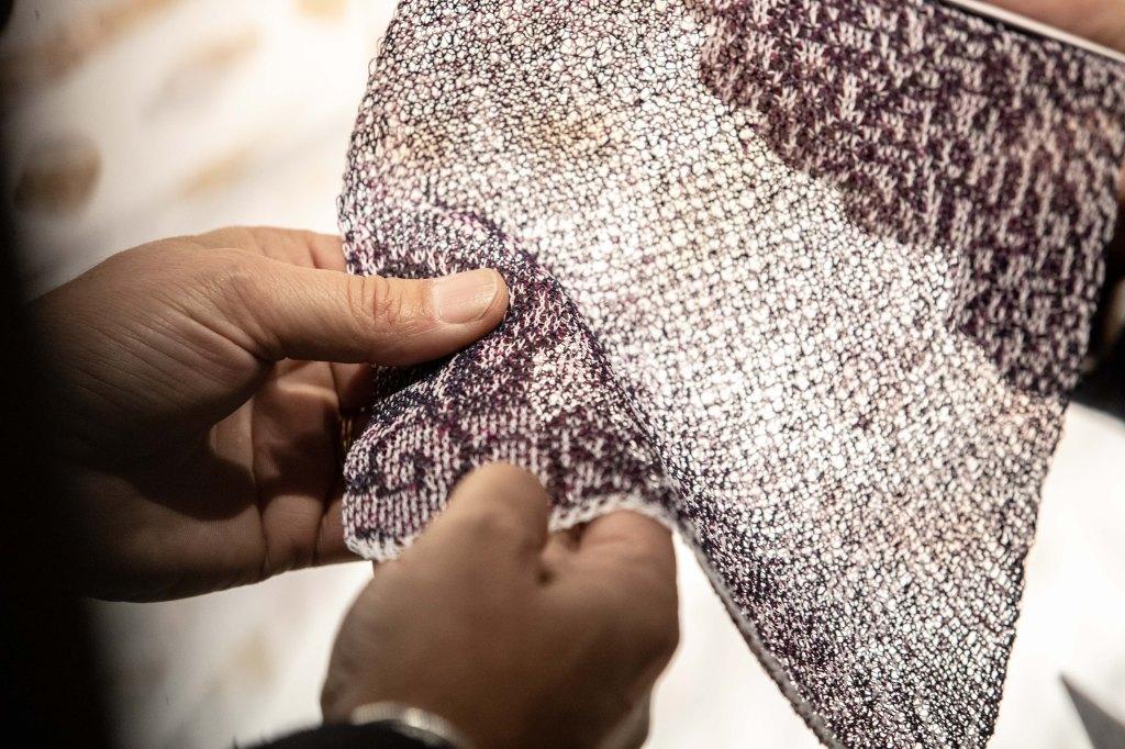 Lineapiù Italia's Washi yarn.