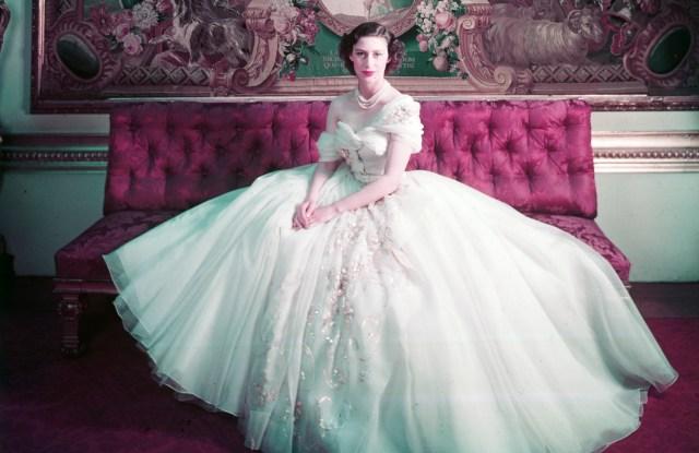 Royal photograph by Sir Cecil Beaton
