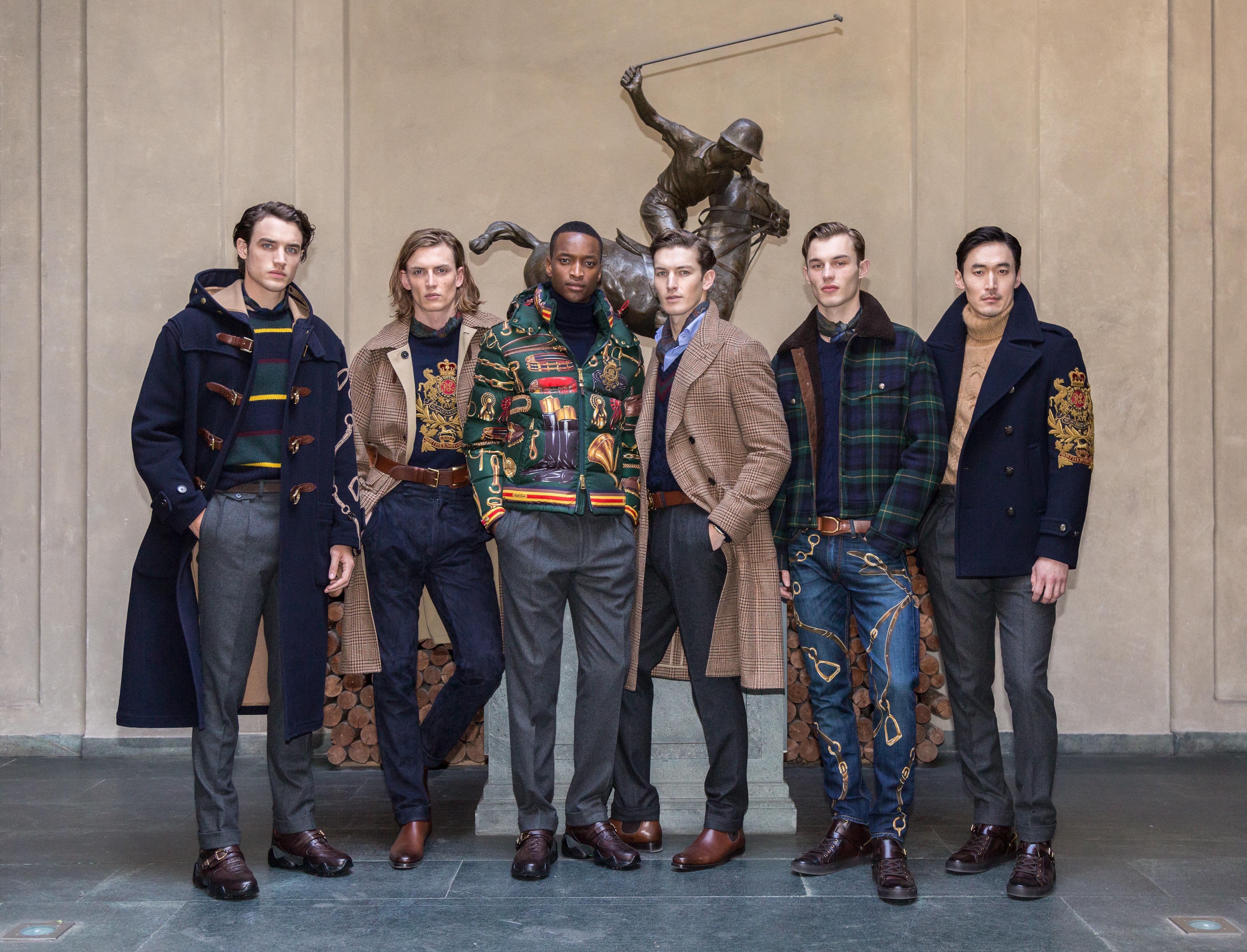 Ralph Lauren Purple Label Men's Fall 2019