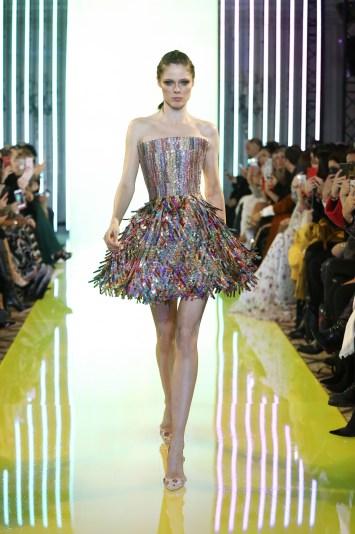 Rami Kadi Couture Spring 2019