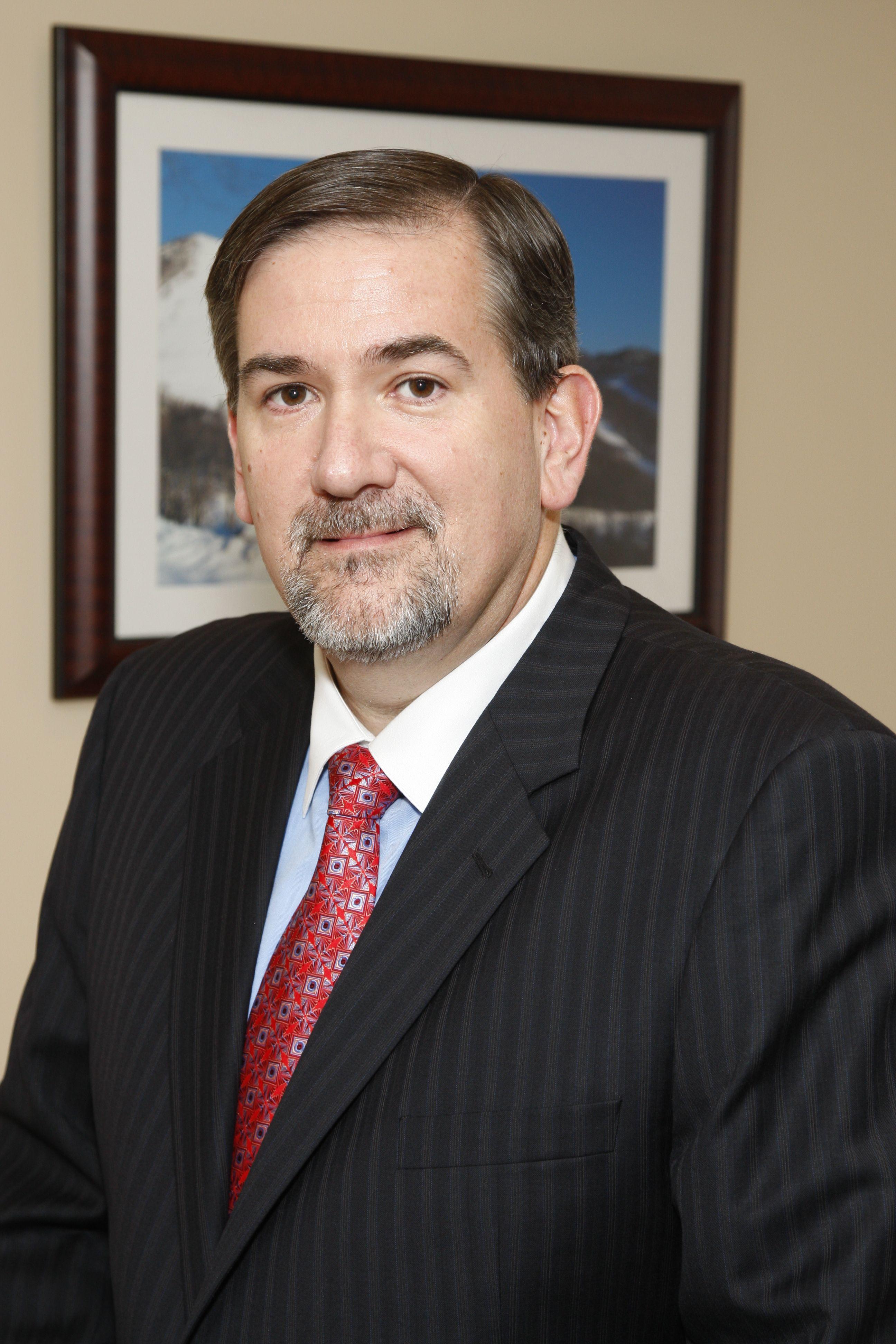 CEO of Jones Apparel Group, Inc., Wes Card (L) and John McClain.John McClain, New York