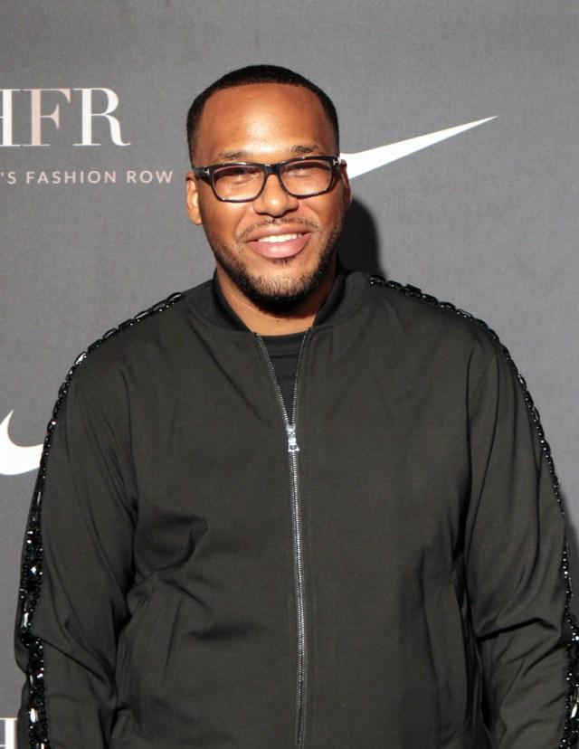 Jason RembertHarlem Fashion Row Style Awards, New York, USA - 04 Sep 2018