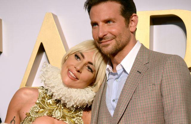 Lady Gaga and Bradley Cooper'A Star Is Born' film premiere, London, UK - 27 Sep 2018