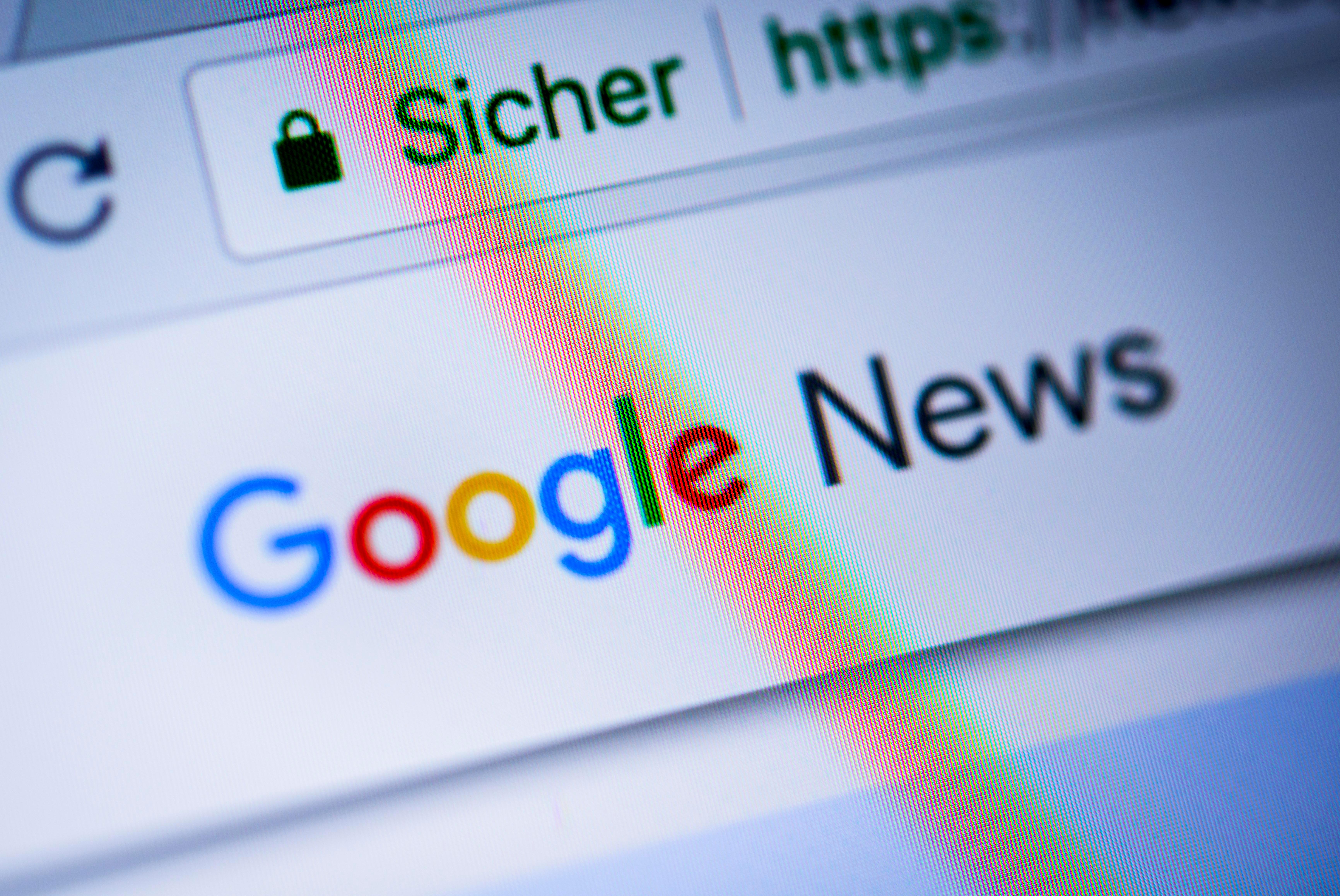 Google News Germany