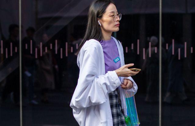 Street StyleStreet Style, Spring Summer 2019, Shanghai Fashion Week, China