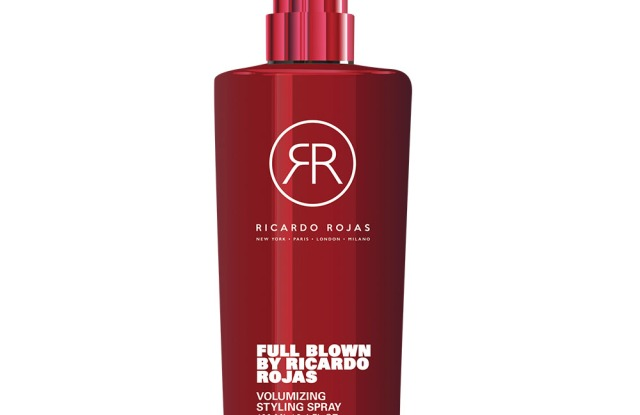 Ricardo Rojas is launching hair care.