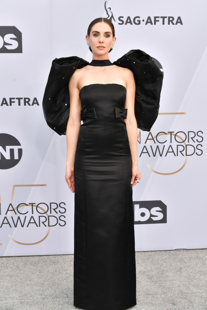 Alison Brie25th Annual Screen Actors Guild Awards, Arrivals, Los Angeles, USA - 27 Jan 2019
