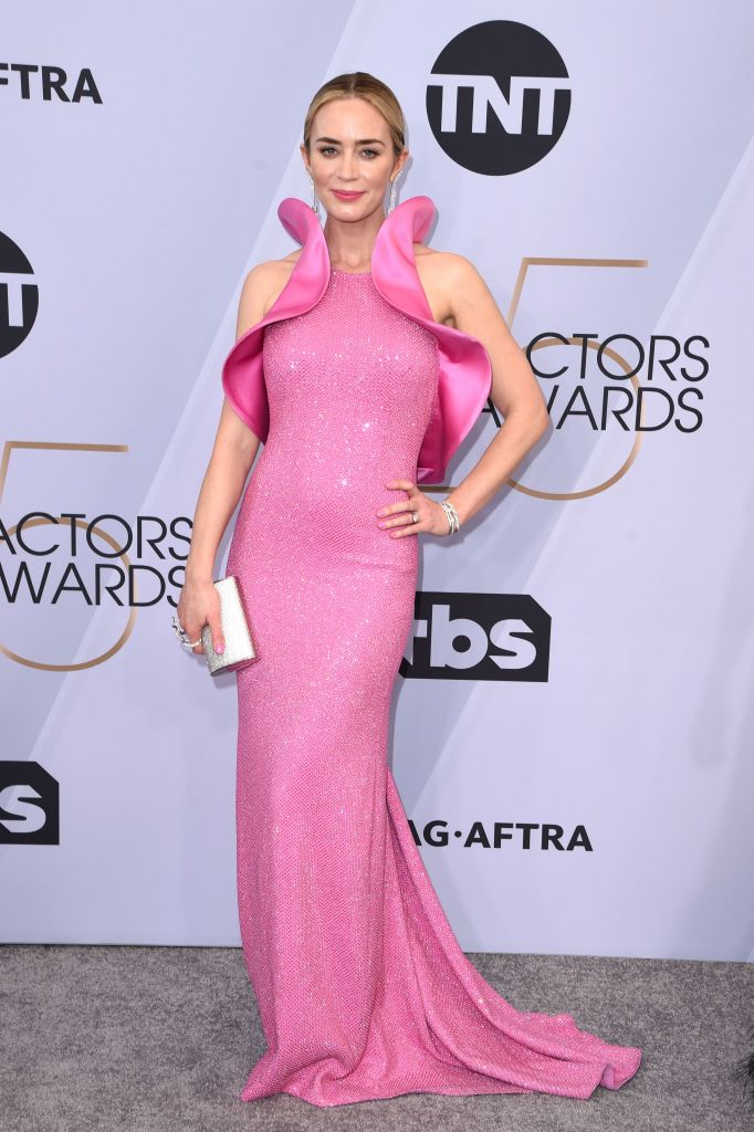 Emily Blunt25th Annual Screen Actors Guild Awards, Arrivals, Los Angeles, USA - 27 Jan 2019