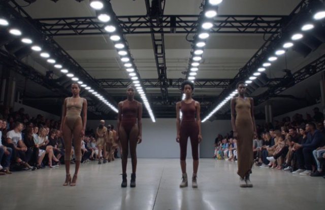 Moving Image & Content produced experiences for three Yeezy seasons.