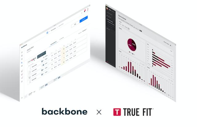Backbone partners with True Fit.