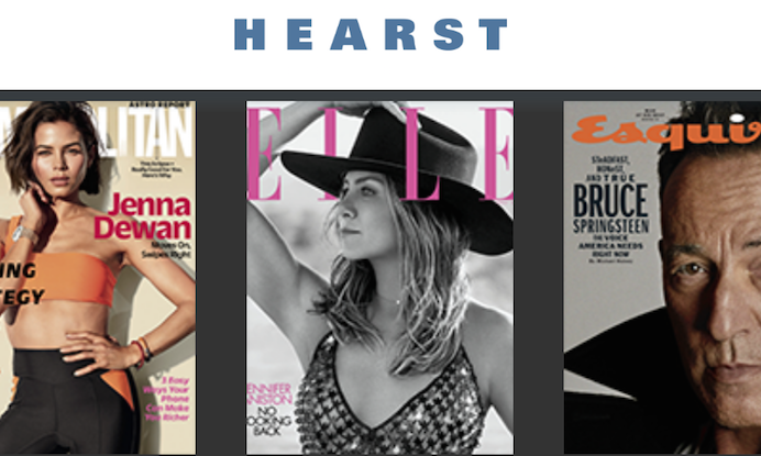 Hearst Magazines.