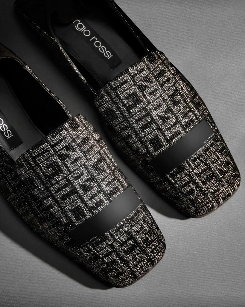 Sergio Rossi sr1 men's slippers