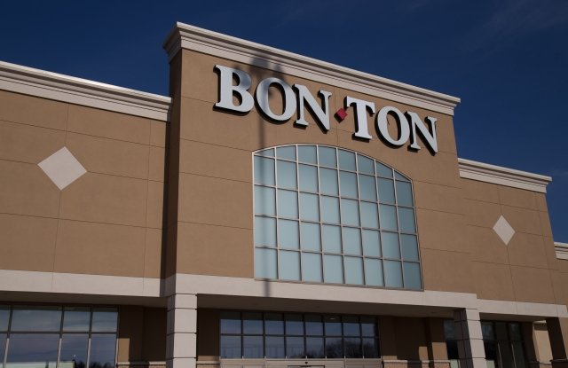 Fomer Bon-Ton stores such as this one could be reinvented or repurposed.