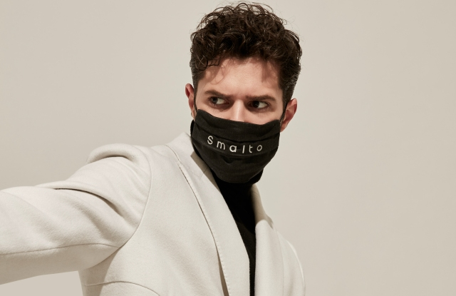 Jean Luc Amsler's first collection for Smalto