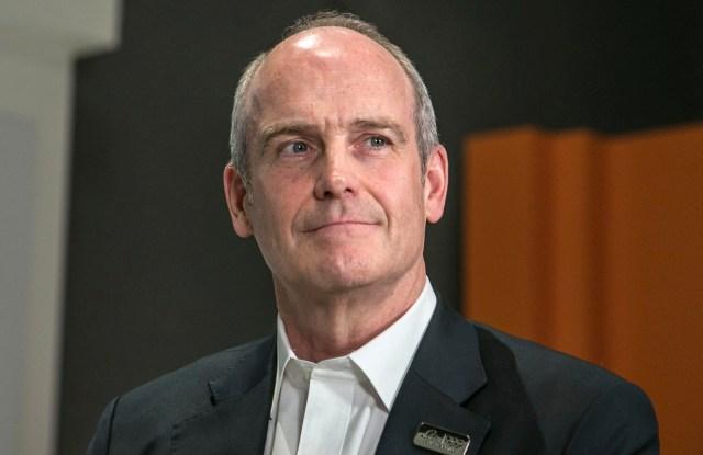 Michael Evans, president of Alibaba Group