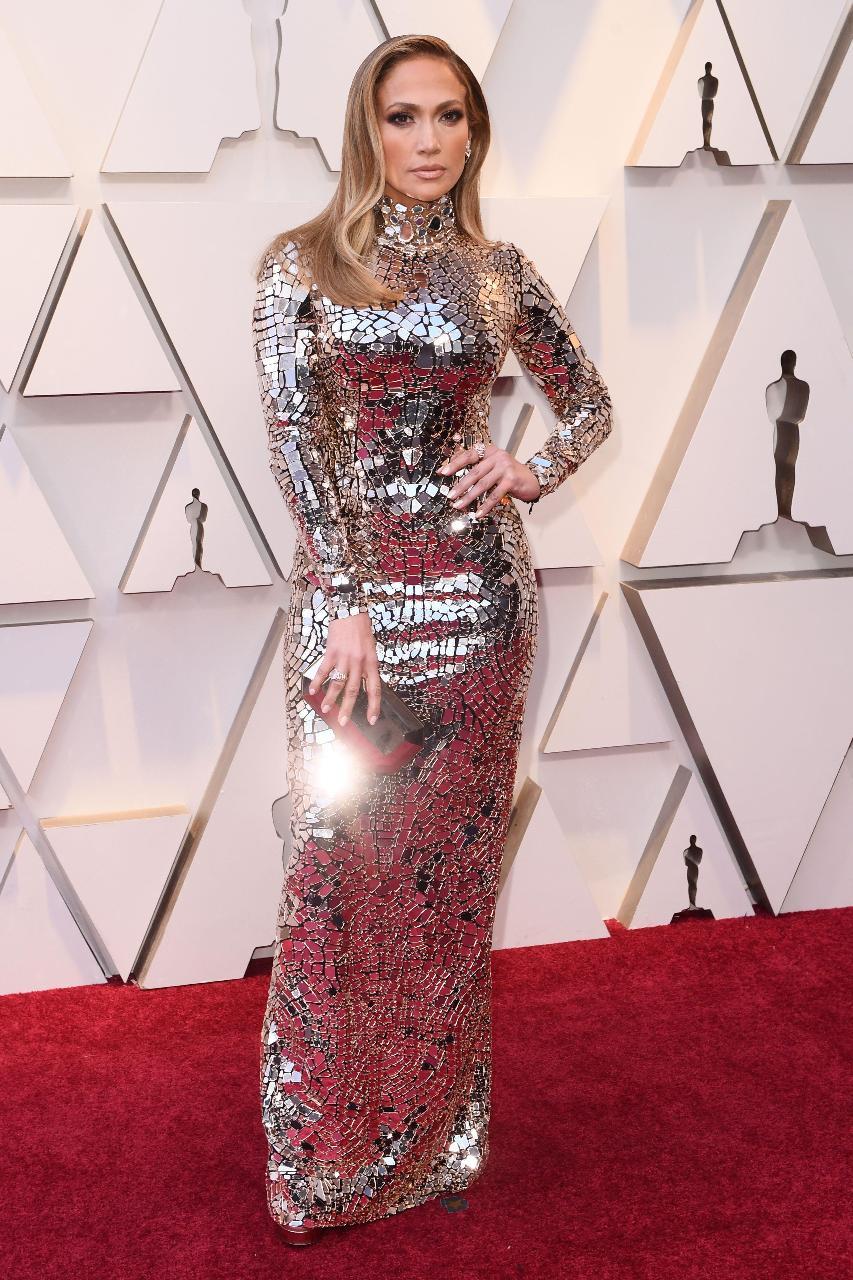 Jennifer Lopez, 2019 Oscars