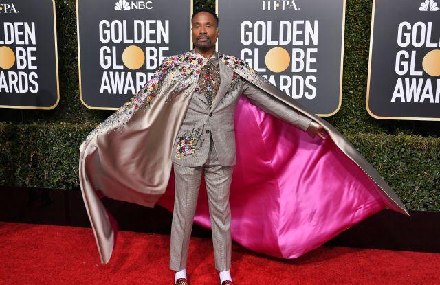 Billy Porter76th Annual Golden Globe Awards, Arrivals, Los Angeles, USA - 06 Jan 2019